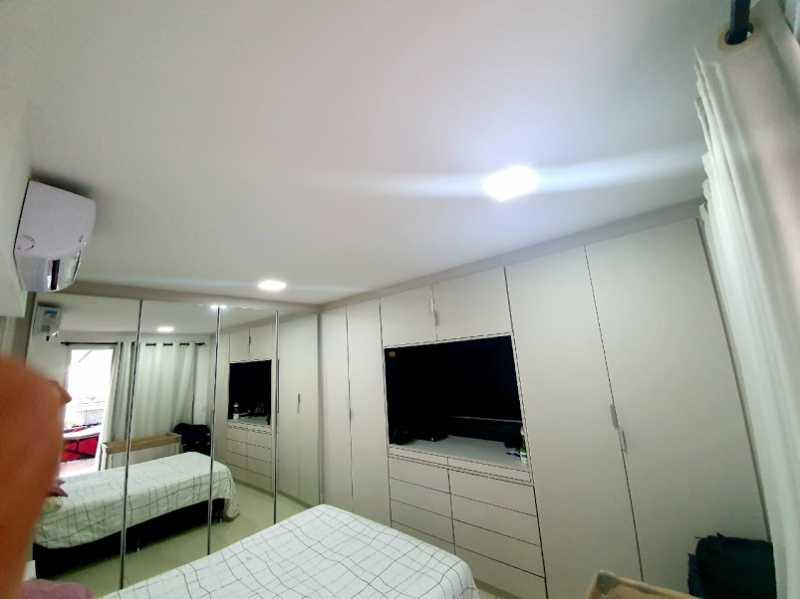 10- Quarto C. - Cobertura à venda Avenida Ator José Wilker,Jacarepaguá, Rio de Janeiro - R$ 1.265.000 - VPCO60001 - 12