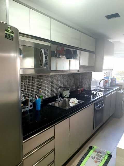 12 - Cozinha - Cobertura à venda Avenida Ator José Wilker,Jacarepaguá, Rio de Janeiro - R$ 1.265.000 - VPCO60001 - 14