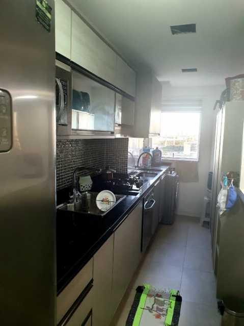 13- Cozinha - Cobertura à venda Avenida Ator José Wilker,Jacarepaguá, Rio de Janeiro - R$ 1.265.000 - VPCO60001 - 15