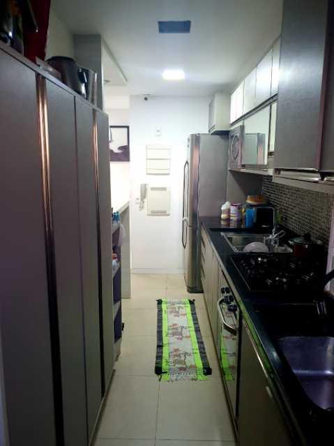 14- Cozinha - Cobertura à venda Avenida Ator José Wilker,Jacarepaguá, Rio de Janeiro - R$ 1.265.000 - VPCO60001 - 16