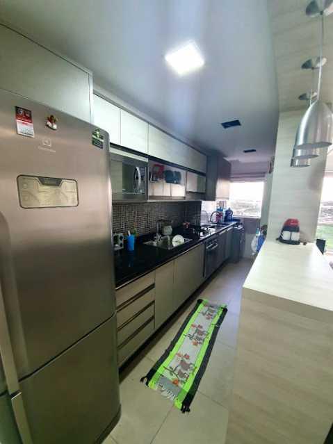 15- Cozinha - Cobertura à venda Avenida Ator José Wilker,Jacarepaguá, Rio de Janeiro - R$ 1.265.000 - VPCO60001 - 17