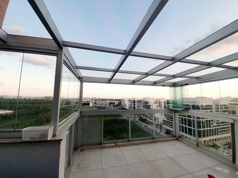 16- Cobertur - Cobertura à venda Avenida Ator José Wilker,Jacarepaguá, Rio de Janeiro - R$ 1.265.000 - VPCO60001 - 18