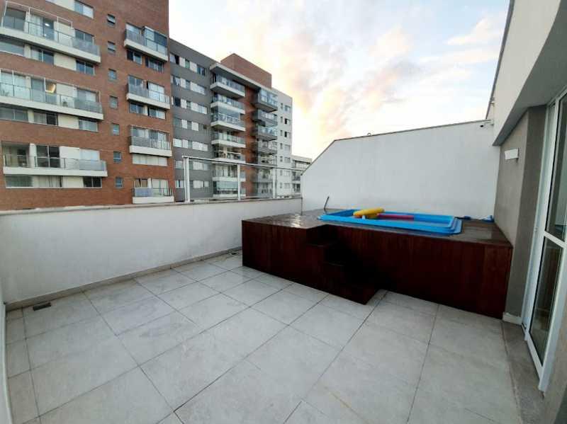 17- Piscina - Cobertura à venda Avenida Ator José Wilker,Jacarepaguá, Rio de Janeiro - R$ 1.265.000 - VPCO60001 - 19