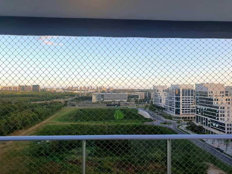 20- Vista Varanda - Cobertura à venda Avenida Ator José Wilker,Jacarepaguá, Rio de Janeiro - R$ 1.265.000 - VPCO60001 - 22