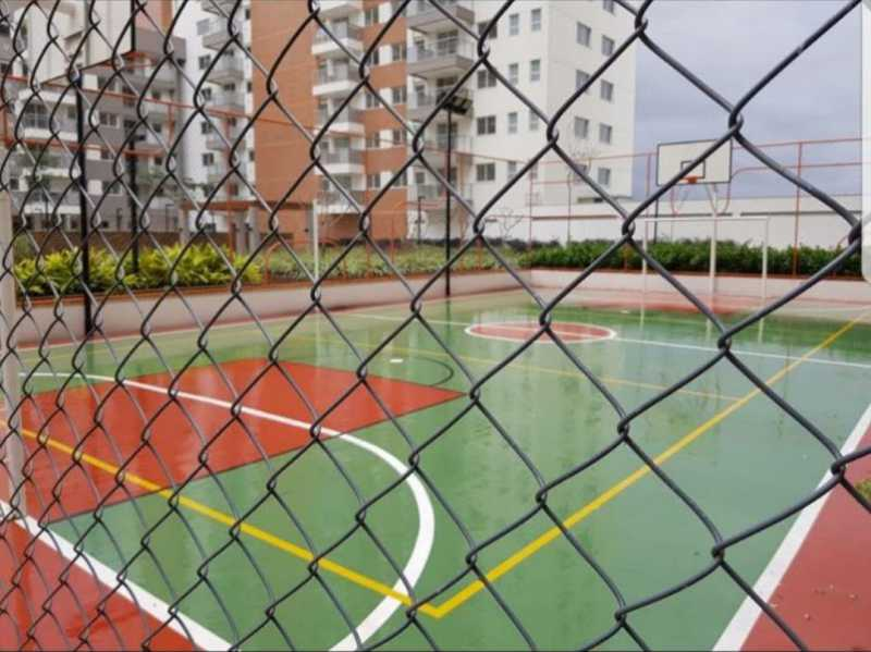 22- Quadra - Cobertura à venda Avenida Ator José Wilker,Jacarepaguá, Rio de Janeiro - R$ 1.265.000 - VPCO60001 - 24