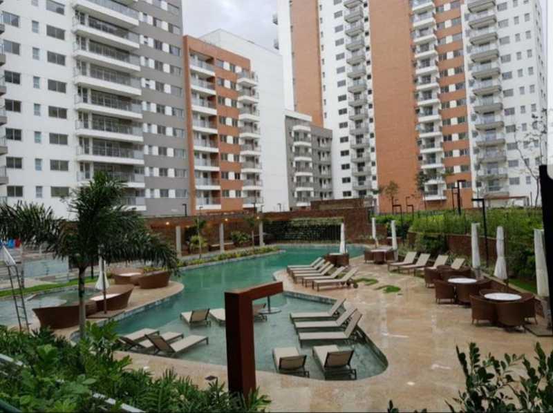 23- Piscina - Cobertura à venda Avenida Ator José Wilker,Jacarepaguá, Rio de Janeiro - R$ 1.265.000 - VPCO60001 - 25
