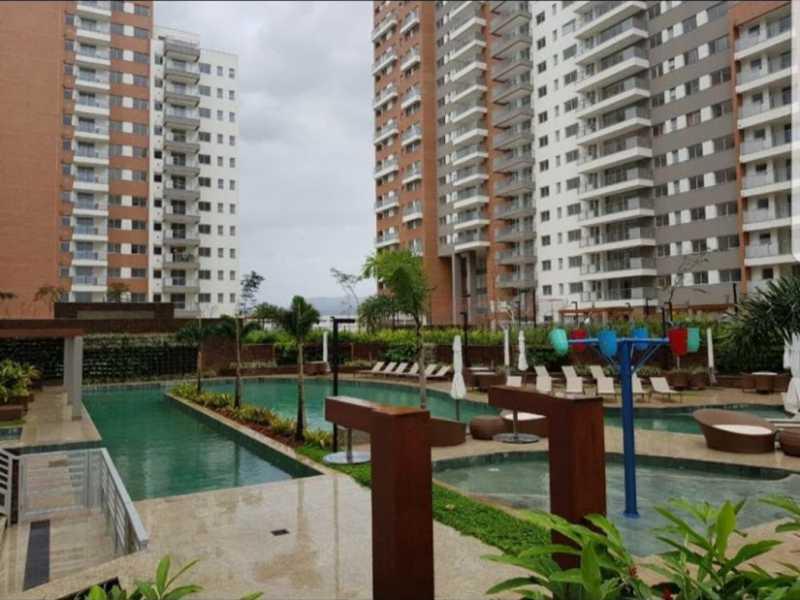 24- Piscina - Cobertura à venda Avenida Ator José Wilker,Jacarepaguá, Rio de Janeiro - R$ 1.265.000 - VPCO60001 - 26