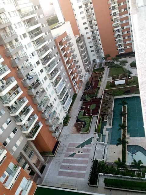 25- Vista interna - Cobertura à venda Avenida Ator José Wilker,Jacarepaguá, Rio de Janeiro - R$ 1.265.000 - VPCO60001 - 27