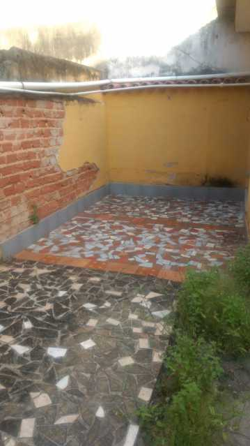 Área en voltaa - Casa 3 quartos à venda Irajá, Rio de Janeiro - R$ 500.000 - VPCA30243 - 4