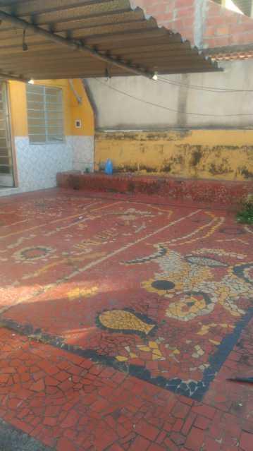 Frente da casa . - Casa 3 quartos à venda Irajá, Rio de Janeiro - R$ 500.000 - VPCA30243 - 1
