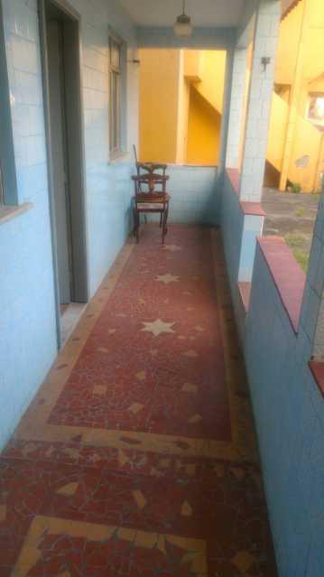Varanda - Casa 3 quartos à venda Irajá, Rio de Janeiro - R$ 500.000 - VPCA30243 - 27