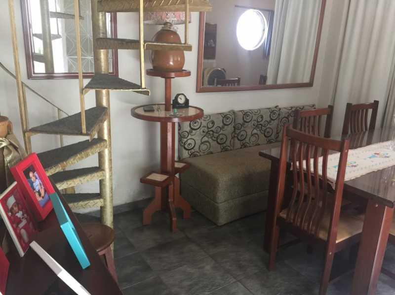 06- Sala - Casa 2 quartos à venda Penha Circular, Rio de Janeiro - R$ 360.000 - VPCA20343 - 7