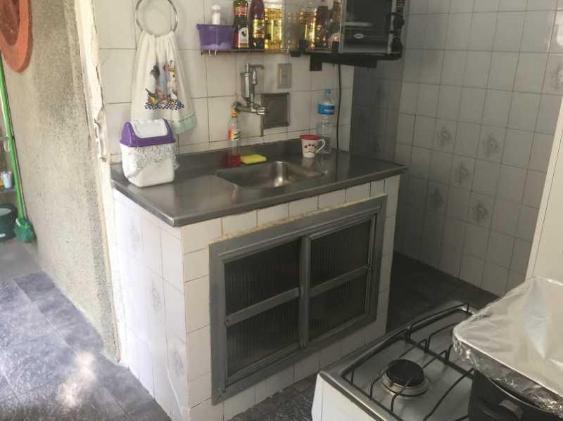 11- cozinha - Casa 2 quartos à venda Penha Circular, Rio de Janeiro - R$ 360.000 - VPCA20343 - 12