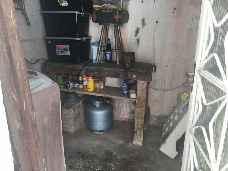 13- lavanderia - Casa 2 quartos à venda Penha Circular, Rio de Janeiro - R$ 360.000 - VPCA20343 - 14