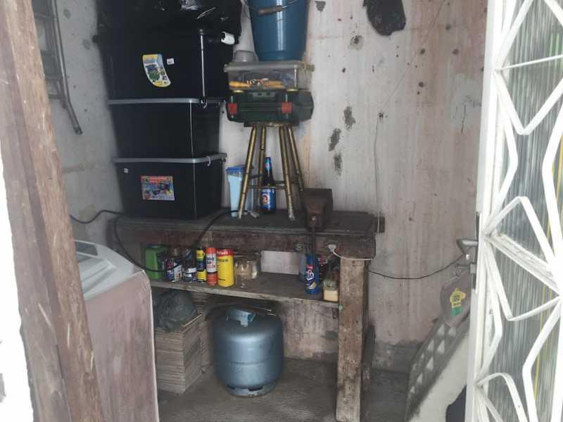 14- lavanderia - Casa 2 quartos à venda Penha Circular, Rio de Janeiro - R$ 360.000 - VPCA20343 - 15
