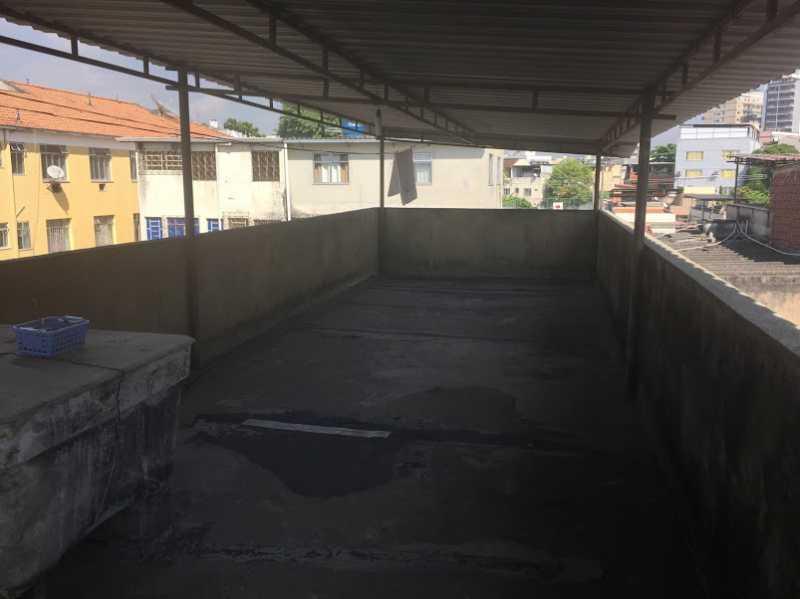 24- terraço - Casa 2 quartos à venda Penha Circular, Rio de Janeiro - R$ 360.000 - VPCA20343 - 25