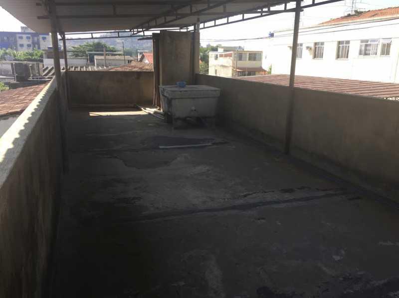 25- terraço - Casa 2 quartos à venda Penha Circular, Rio de Janeiro - R$ 360.000 - VPCA20343 - 26