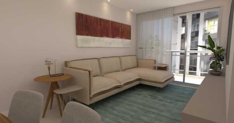 fotos-1 - Apartamento à venda Rua Conde de Bonfim,Tijuca, Rio de Janeiro - R$ 690.000 - VPAP30475 - 1