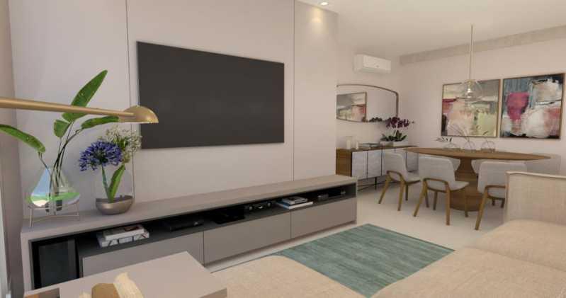 fotos-4 - Apartamento à venda Rua Conde de Bonfim,Tijuca, Rio de Janeiro - R$ 690.000 - VPAP30475 - 5