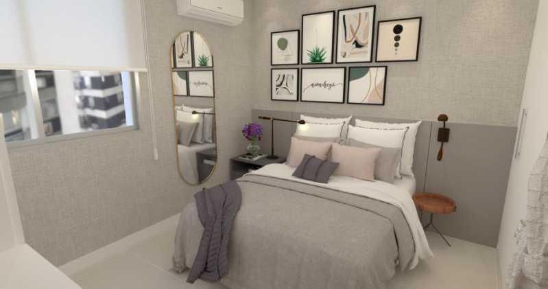 fotos-7 - Apartamento à venda Rua Conde de Bonfim,Tijuca, Rio de Janeiro - R$ 690.000 - VPAP30475 - 8