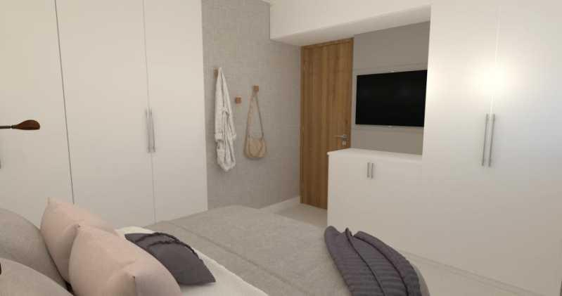 fotos-8 - Apartamento à venda Rua Conde de Bonfim,Tijuca, Rio de Janeiro - R$ 690.000 - VPAP30475 - 9