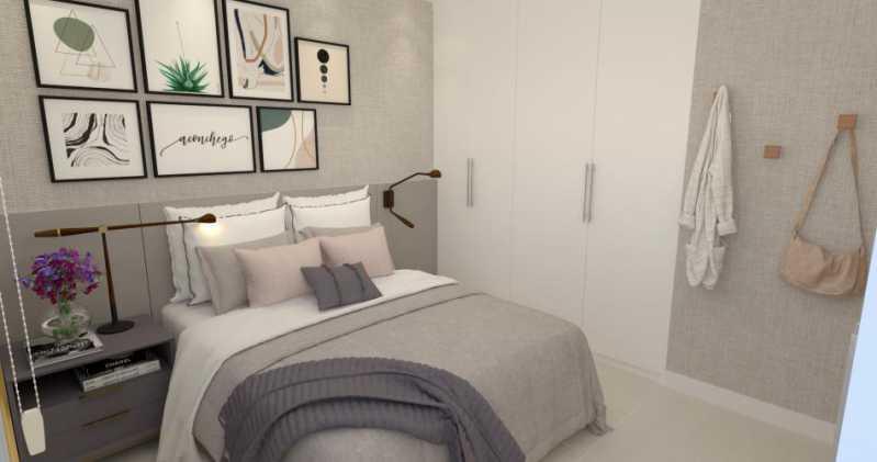 fotos-9 - Apartamento à venda Rua Conde de Bonfim,Tijuca, Rio de Janeiro - R$ 690.000 - VPAP30475 - 10