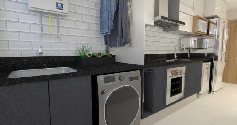 fotos12 - Apartamento à venda Rua Conde de Bonfim,Tijuca, Rio de Janeiro - R$ 690.000 - VPAP30475 - 13