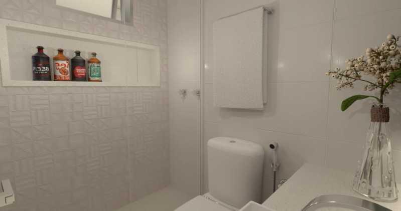 fotos-16 - Apartamento à venda Rua Conde de Bonfim,Tijuca, Rio de Janeiro - R$ 690.000 - VPAP30475 - 17