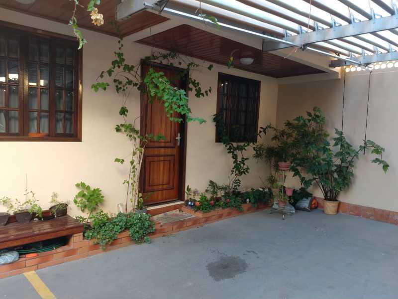 1-Frente casa... - Casa 3 quartos à venda Engenho de Dentro, Rio de Janeiro - R$ 640.000 - VPCA30241 - 1