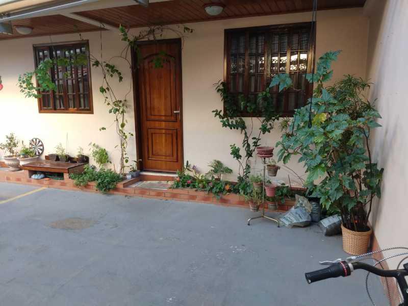 2-Frente Casa - Casa 3 quartos à venda Engenho de Dentro, Rio de Janeiro - R$ 640.000 - VPCA30241 - 3