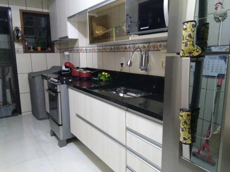 10-Cozinha modulada - Casa 3 quartos à venda Engenho de Dentro, Rio de Janeiro - R$ 640.000 - VPCA30241 - 11