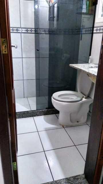 12-Banheiro social blindex... - Casa 3 quartos à venda Engenho de Dentro, Rio de Janeiro - R$ 640.000 - VPCA30241 - 13