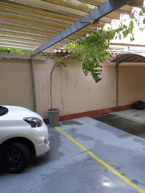 20-Quintal e garagem - Casa 3 quartos à venda Engenho de Dentro, Rio de Janeiro - R$ 640.000 - VPCA30241 - 21