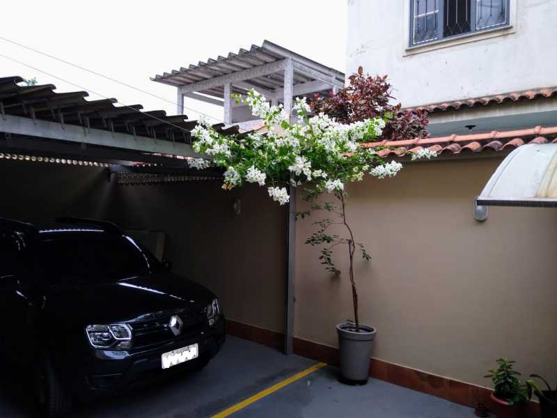 21-Garagem - Casa 3 quartos à venda Engenho de Dentro, Rio de Janeiro - R$ 640.000 - VPCA30241 - 22