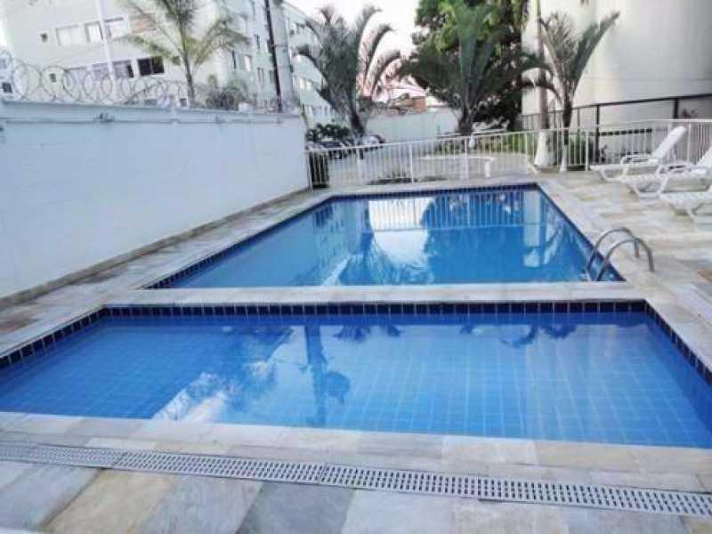 PISCINA - Apartamento à venda Estrada João Paulo,Honório Gurgel, Rio de Janeiro - R$ 170.000 - VPAP21801 - 9