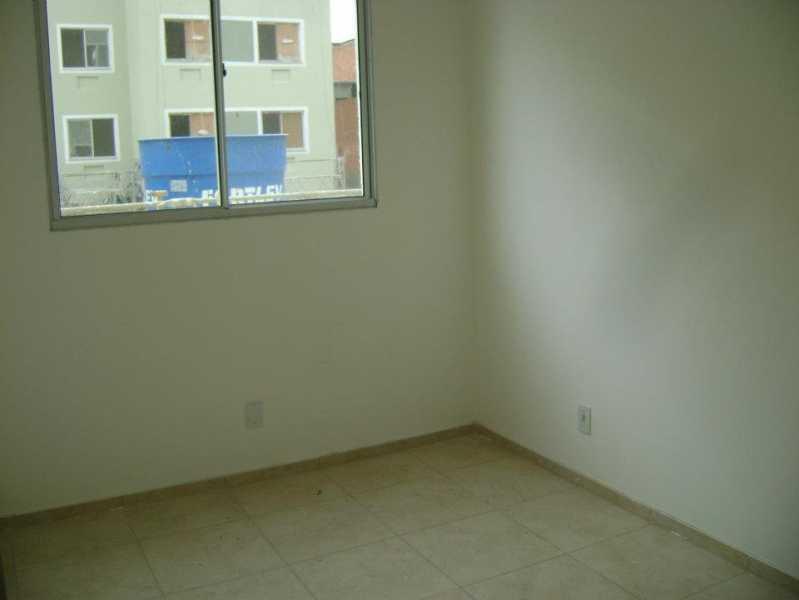 QUARTO MENOR - Apartamento à venda Estrada João Paulo,Honório Gurgel, Rio de Janeiro - R$ 170.000 - VPAP21801 - 17