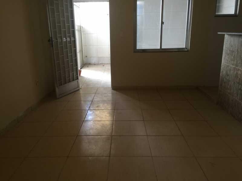 01- sala - Casa de Vila 2 quartos à venda Olaria, Rio de Janeiro - R$ 185.000 - VPCV20087 - 1