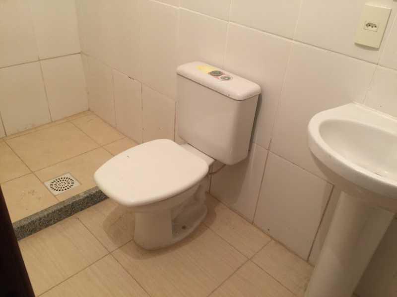 12- banheiro social - Casa de Vila 2 quartos à venda Olaria, Rio de Janeiro - R$ 185.000 - VPCV20087 - 13