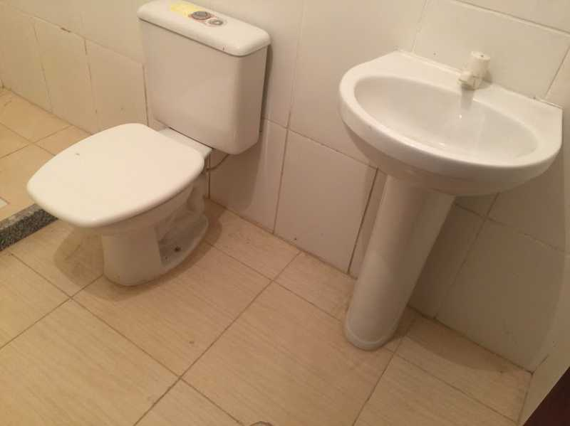 13- banheiro social - Casa de Vila 2 quartos à venda Olaria, Rio de Janeiro - R$ 185.000 - VPCV20087 - 14