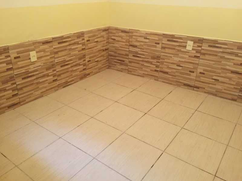 15- quarto solteiro - Casa de Vila 2 quartos à venda Olaria, Rio de Janeiro - R$ 185.000 - VPCV20087 - 16
