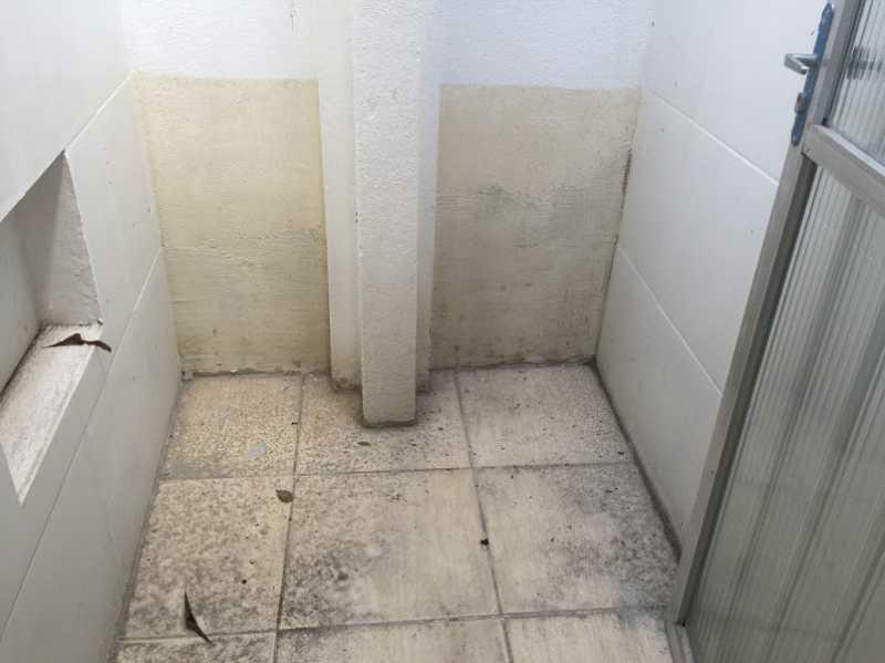 17- area - Casa de Vila 2 quartos à venda Olaria, Rio de Janeiro - R$ 185.000 - VPCV20087 - 18