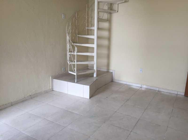 09- sala - Casa de Vila à venda Rua Leopoldina Rego,Ramos, Rio de Janeiro - R$ 185.000 - VPCV10041 - 10