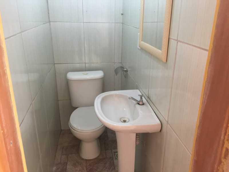 10- lavabo - Casa de Vila à venda Rua Leopoldina Rego,Ramos, Rio de Janeiro - R$ 185.000 - VPCV10041 - 11