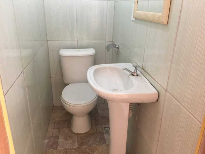 11- lavabo - Casa de Vila à venda Rua Leopoldina Rego,Ramos, Rio de Janeiro - R$ 185.000 - VPCV10041 - 12