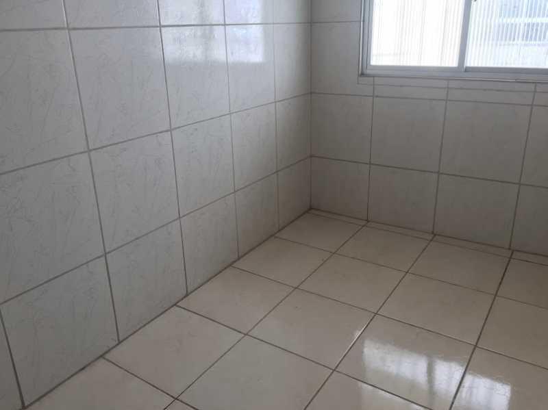 14- area - Casa de Vila à venda Rua Leopoldina Rego,Ramos, Rio de Janeiro - R$ 185.000 - VPCV10041 - 15