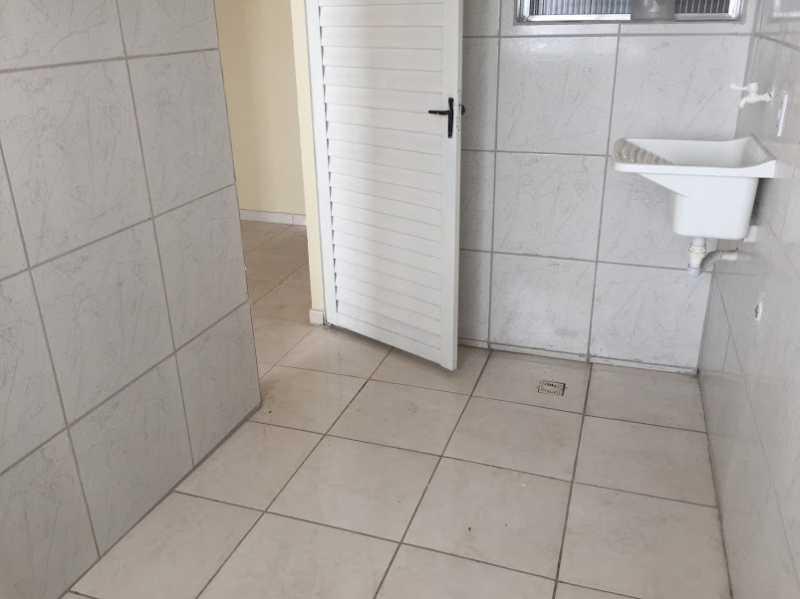 18- area - Casa de Vila à venda Rua Leopoldina Rego,Ramos, Rio de Janeiro - R$ 185.000 - VPCV10041 - 19