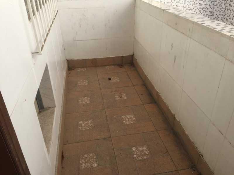 19- varanda - Casa de Vila à venda Rua Leopoldina Rego,Ramos, Rio de Janeiro - R$ 185.000 - VPCV10041 - 20