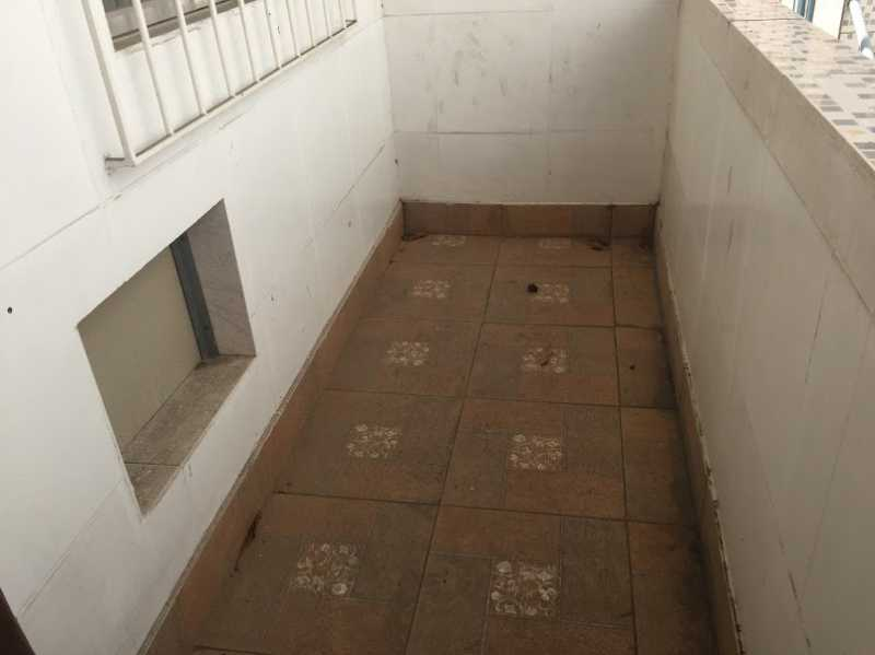 20- varanda - Casa de Vila à venda Rua Leopoldina Rego,Ramos, Rio de Janeiro - R$ 185.000 - VPCV10041 - 21