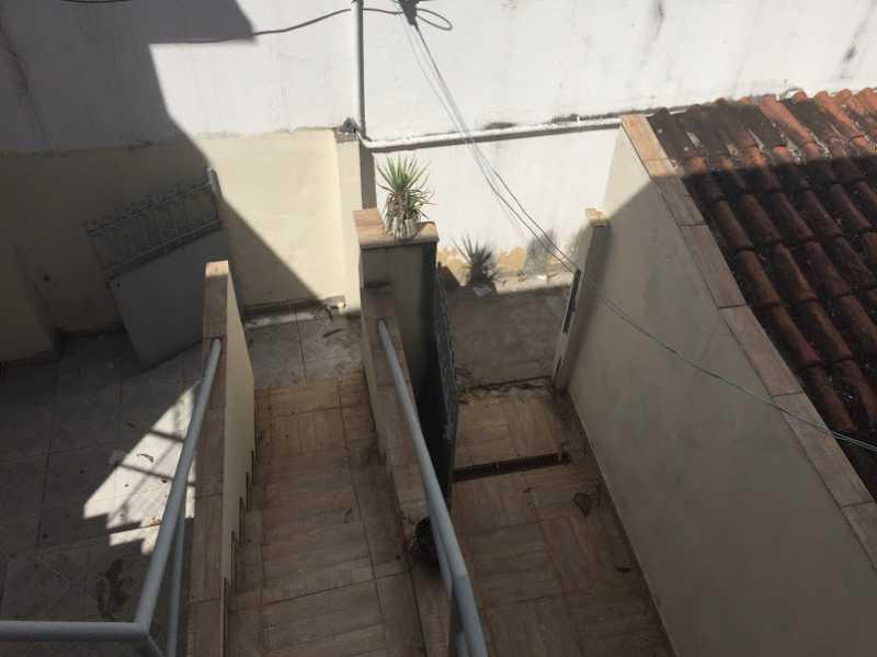 21- vista varanda - Casa de Vila à venda Rua Leopoldina Rego,Ramos, Rio de Janeiro - R$ 185.000 - VPCV10041 - 22