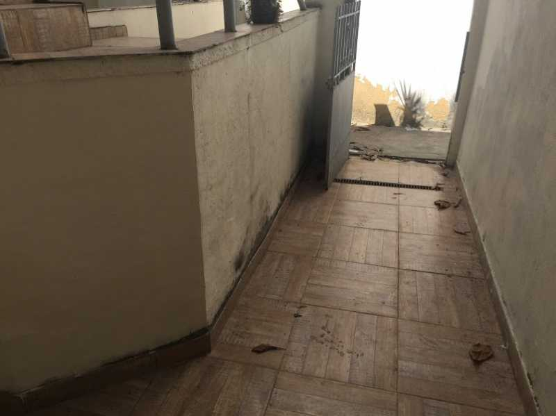 22- entrada - Casa de Vila à venda Rua Leopoldina Rego,Ramos, Rio de Janeiro - R$ 185.000 - VPCV10041 - 23
